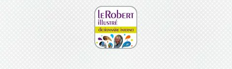 Dictionnaire Le Robert illustré