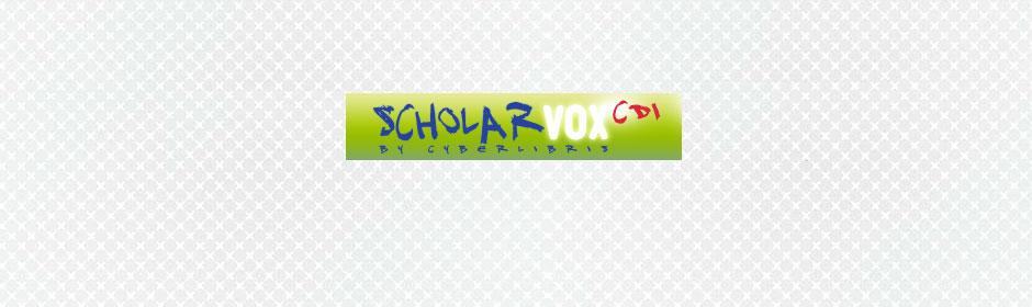 ScholarVox CDI