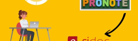 e-sidoc et PRONOTE : mettre en place l'interconnexion