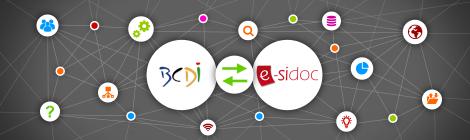 Mise à jour BCDI : Version 2.55  - Suivi des transferts entre BCDI et e-sidoc