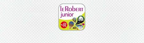 Dictionnaire Le Robert Junior